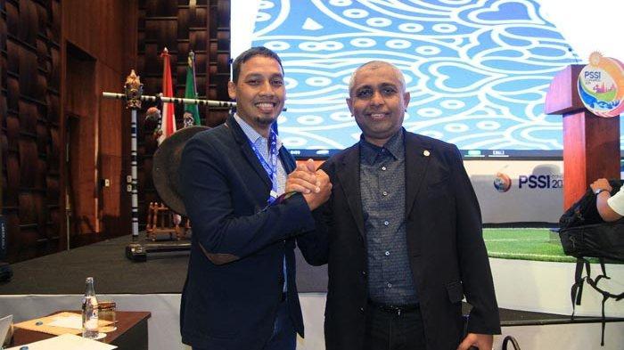 Kata Ahmad Riyadh Setelah Dipercaya Jadi Ketua Komite Adhoc PSSI Perangi Pengaturan Skor Sepakbola