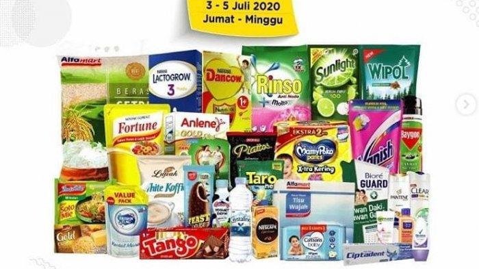 Katalog Promo Alfamart dan Indomaret 3 Juli 2020: Promo JSM Produk Rumah Tangga dan Sembako