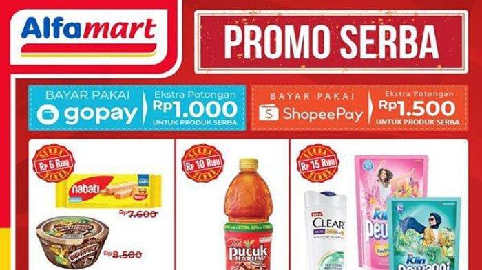 Katalog Promo Alfamart dan Indomaret Terbaru 23 Juni 2020: Ada Serba Rp 5 Ribu dan Bonus Pulsa XL