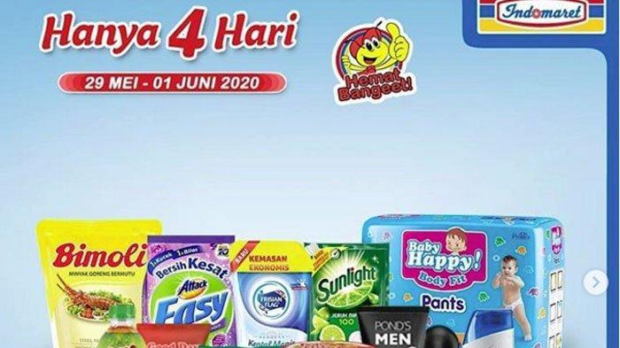 Katalog Promo Alfamart dan Indomaret hingga 1 Juni 2020: Diskon Sembako dan Suplemen Kekebalan Tubuh