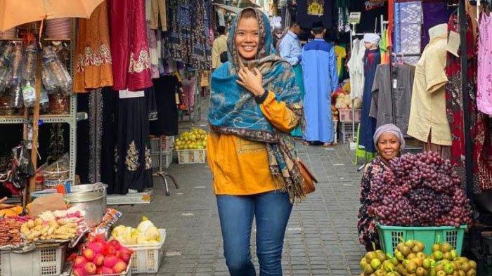 Wisata Religi Ampel Kota Surabaya Kembali Bergeliat, Pedagang dan Pengunjung Mulai Ramai
