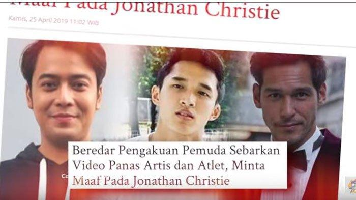 Keaslian Video 'Panas' 6 Aktor Ganteng dan 2 Atlet yang Viral Terungkap, Pakar Telematika: Real!