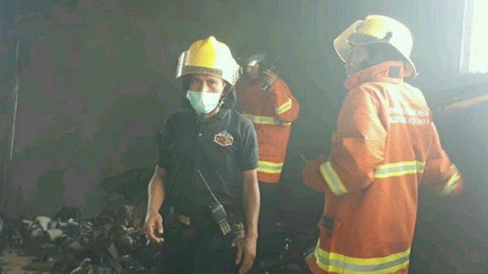Ini Penyebab 4 Kebakaran di Surabaya dalam Waktu hampir Bersamaan Versi Polisi