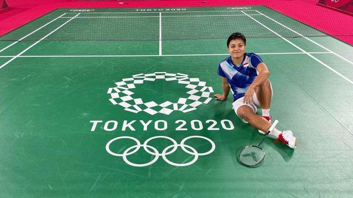 Kebiasaan Apriyani Rahayu Sebelum dan Sesudah Tanding hingga ke Final Olimpiade Tokyo 2020