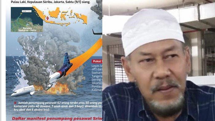 4 Kebiasaan Kapten Afwan Pilot Sriwijaya Air SJ 182 Setiap Landing di Surabaya, Bikin Kagum Rekannya