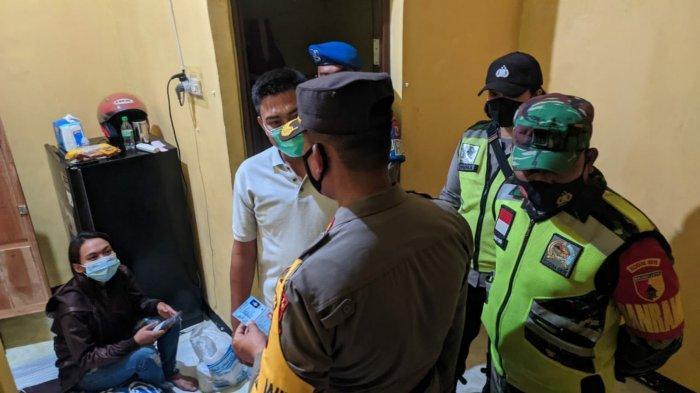 Rumah Kos di Mojokerto Jadi Sarang Pasangan Kumpul Kebo, 5 Pasang Tanpa Ikatan Nikah Dirazia