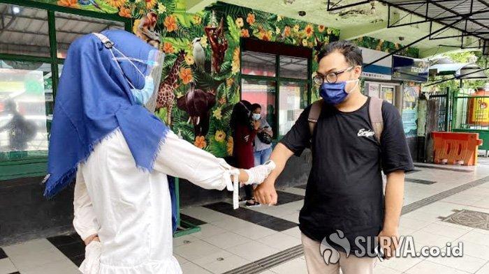 PERHATIAN Selama Libur Nataru, Balita, Ibu Hamil dan Lansia Tak Boleh Masuk Kebun Binatang Surabaya