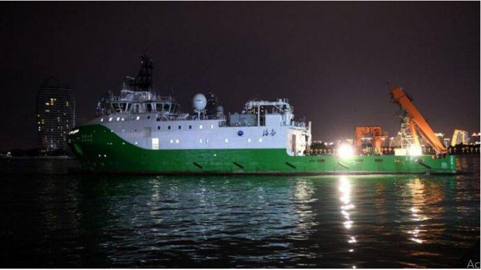 Kecanggihan 3 Kapal Angkatan Laut China yang Bantu Evakuasi KRI Nanggala 402, Bisa Sampai 4500 meter
