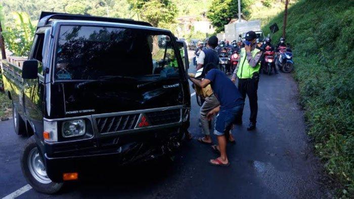 Dalam Sehari, Enam Kendaraan Alami Kecelakaan Lalu Lintas di Wilayah Hukum Polres Batu