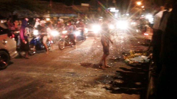 Bus Rute Surabaya - Jepara Kecelakaan di Kudus. Empat Orang Meninggal Seketika