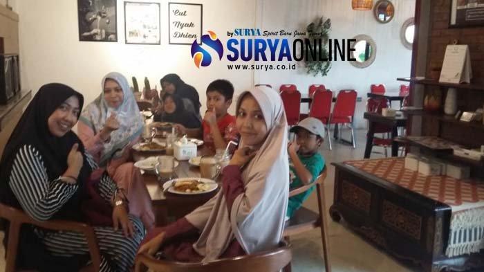 Sensasi Gurih Masakan Aceh-Melayu di Kedai Pakcik Abin Sidoarjo