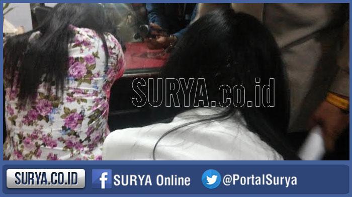 Detik-detik Polisi Kediri Grebek 2 Cewek dan 1 Cowok dalam 1 Kamar, Jaringan Prostitusi Online
