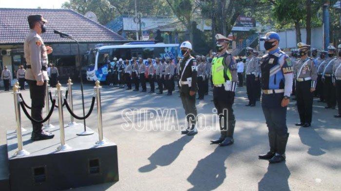 Polresta Malang Kota Gelar Operasi Keselamatan Semeru 2021, Kerahkan 75 Personil
