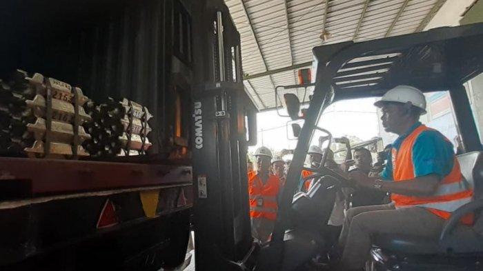 Nilai Transaksi Pasar Fisik Timah Dalam Negeri di BBJ Rp 538 Miliar dalam 6 Bulan