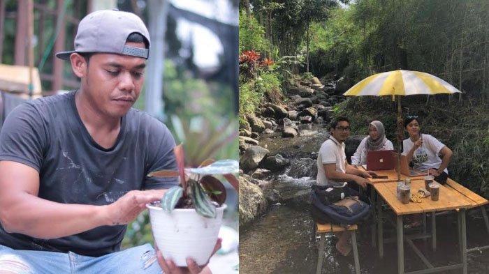 KKN Tematik Ubhara Surabaya Kembangkan Potensi Wisata Kampung Bunga 28 Jadi Kian Berwarna