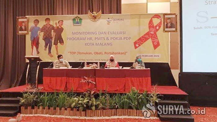 Data Dinkes: Kasus HIV/AIDS di Kota Malang Menurun Selama Pandemi Covid-19