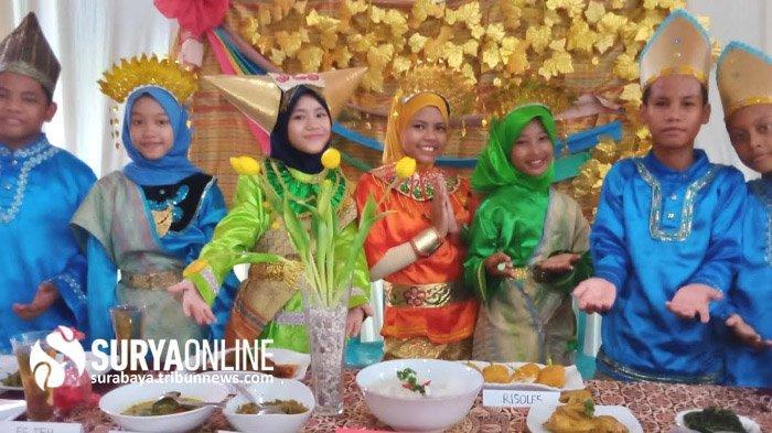 Kiat SD Muhammadiyah 8 Surabaya Tumbuhkan Karakter Siswa Cinta Tanah Air