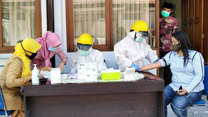 Tahap Awal, Kabupaten Nganjuk Dapat Kuota 6.368 Dosis Vaksin Covid-19