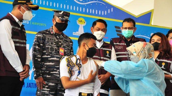 Sediakan 5.000 Dosis, HIPMI Jatim Gelar Sentra Vaksinasi di Terminal 1 Bandara Juanda Surabaya