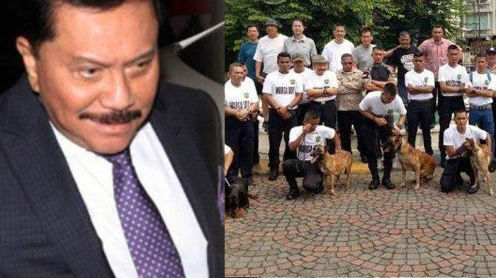 Kehebatan 150 Ekor Anjing Pelacak yang Jenderal (Purn) Hendropriyono Sebut untuk Amankan Aksi 22 Mei