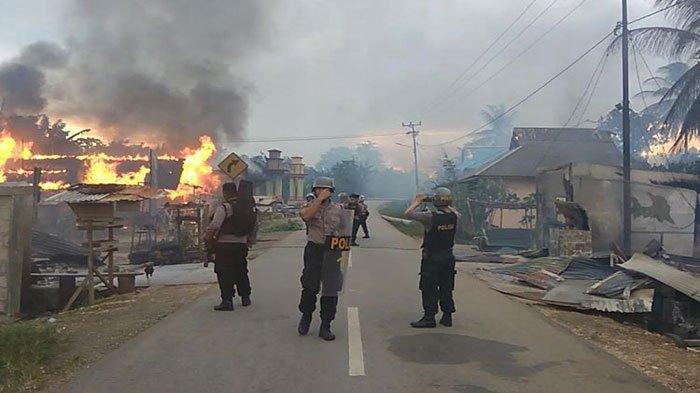 Bukan Pasukan Biasa, ini Kehebatan Batalyon Raider TNI yang Dikerahkan untuk Amankan Konflik Buton