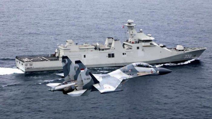 Kehebatan Kapal Perang TNI AL KRI I Gusti Ngurah Rai Penjaga Blok Ambalat, Ada Meriam Otomelara 76mm