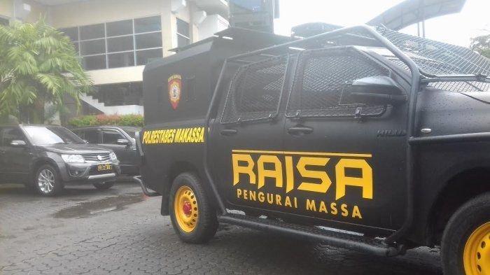 Kehebatan 'Raisa' Kendaraan Taktis Polri yang Diterjunkan pada Aksi 22 Mei, Punya Teknologi Gahar