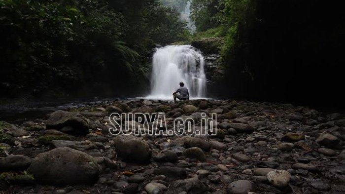 Sensasi Menerjang Jalanan Curam dan Tebing Licin di Coban Kricik Kabupaten Malang
