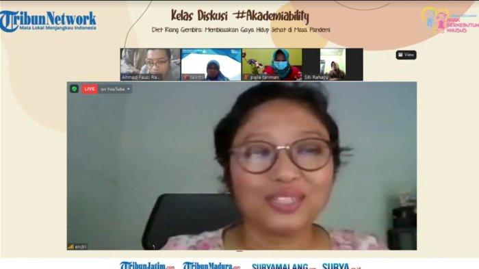 Kisah Cancer Survivor Endri Kurniawati Menjalankan Diet yang Riang Gembira