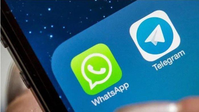 UPDATE WhatsApp, Instagram & Facebook Error atau Down: ini Aplikasi Chatting Lain yang Bisa Dipakai