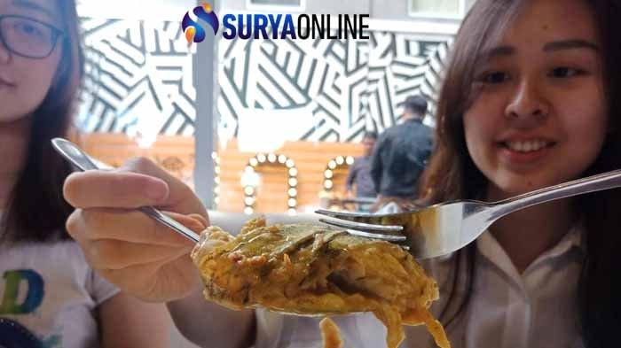 Foto-Foto Kelezatan Gulai Kepala Ikan Sajian Khas dari Hotel MaxOne Tidar Surabaya
