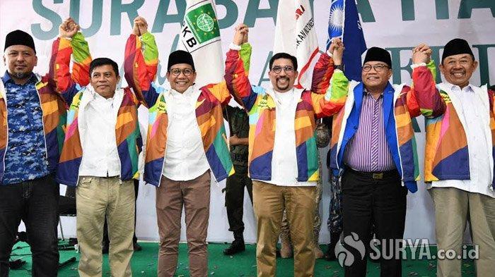 Partai Pengusung Cak Machfud Konsolidasi Khusus terkait Rencana Penundaan Pilwali Surabaya 2020