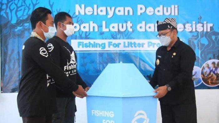 Greenation Ajak Nelayan Pancer Pelopori Kebersihan Laut, Jaring Ikannya Tetapi juga Ambil Sampahnya