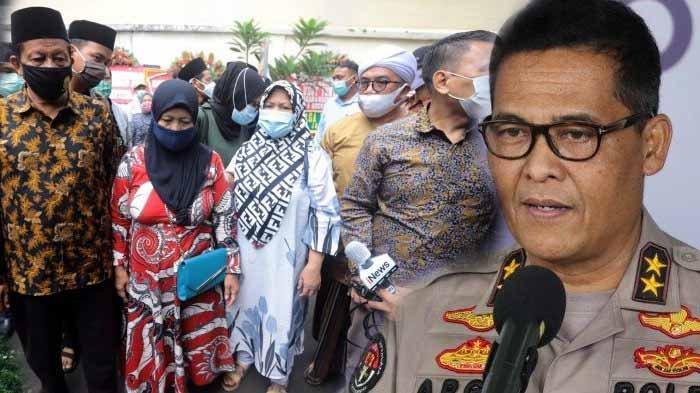 UPDATE 6 Laskar FPI Tewas Jadi Tersangka, Bareskrim Hentikan Kasus dan 3 Polisi Jadi Terlapor