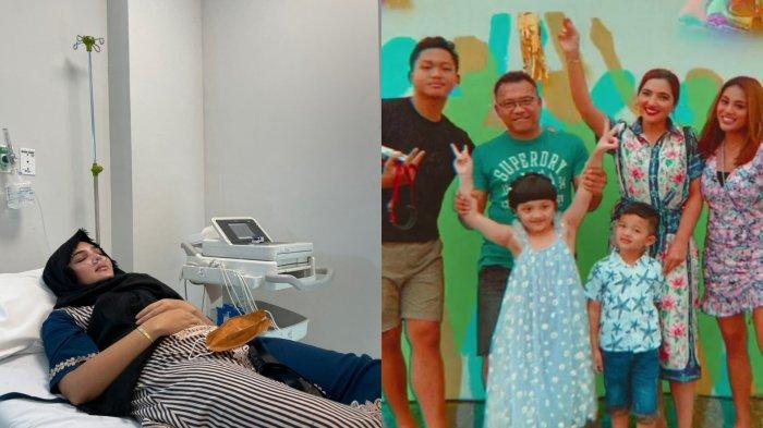 Ilustrasi - Keluarga Anang Hermansyah Minta Doa untuk Ashanty, Begini Kondisi Terbarunya, sempat sesak nafas