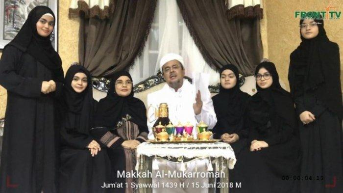 Keluarga Habib Rizieq Shihab