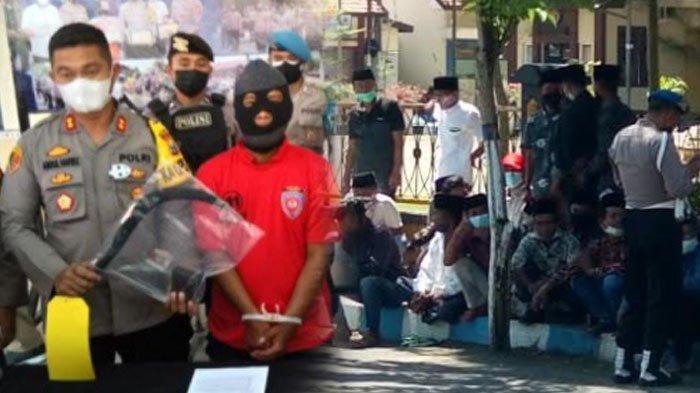 Ragukan Keterangan Polisi Soal Pembunuh Tokoh Masyarakat di Sampang, Keluarga Sebut Pembunuh Bayaran