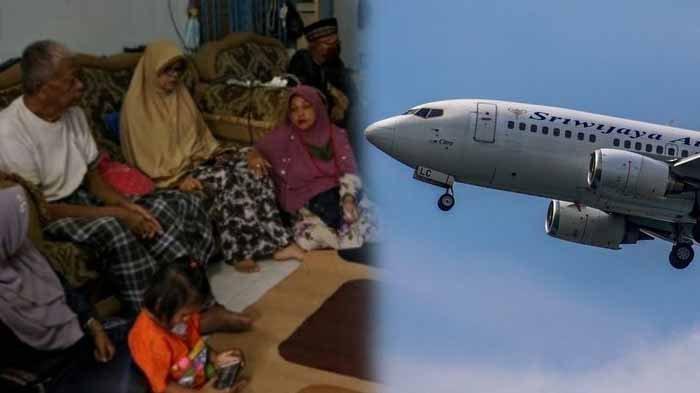 2 Jam Sebelum Naik Sriwijaya Air SJ 182, Pengantin Baru Ini Video Call Ibu hingga Tak Ada Kabar Lagi