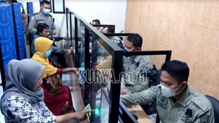Dukungan Moril Satpas SIM Tulungagung, Bantu Keluarga KRI Nanggala 402 Dengan SIM Gratis