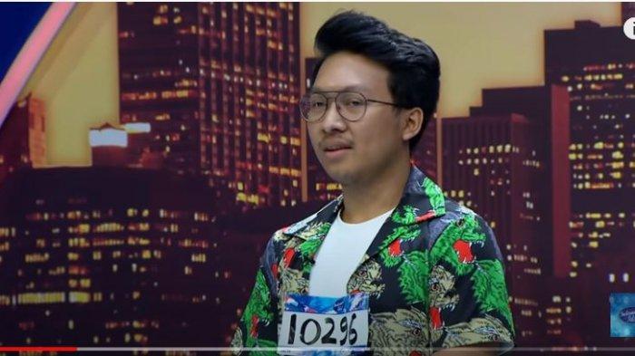 Biodata Kelvin Joshua Peserta Indonesian Idol 2021 yang Ajak Mantan Balikan di Babak Showcase
