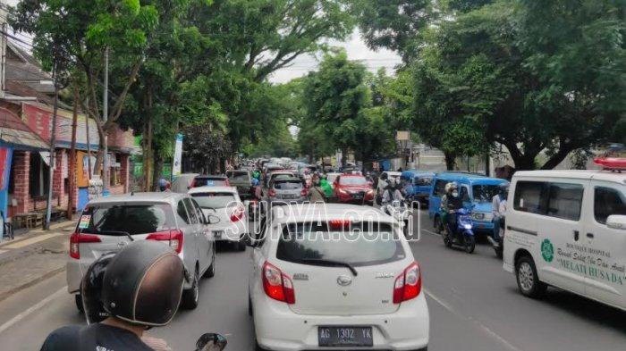 Seperti Ini Antisipasi Kemacetan Lalu Lintas di Kota Malang Jelang Libur Natal dan Tahun Baru