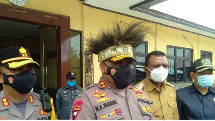 Kemarahan Irjen Mathius Setelah Bharada I Komang Wira Gugur Ditembak KKB Papua Lekagak
