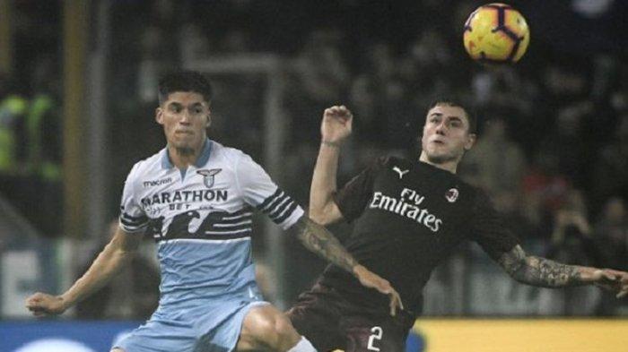Hasil Liga Italia - Kemenangan AC Milan Digagalkan Gol Lazio di Menit Akhir