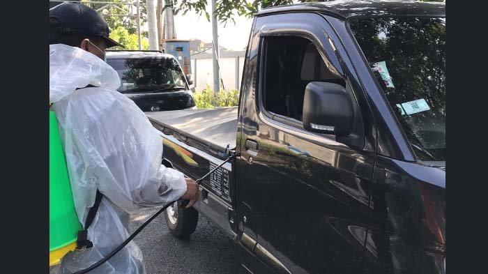 Layanan Uji Kir Setengah Hari, di Tengah Pandemi Corona Driver Wajib Cuci Tangan