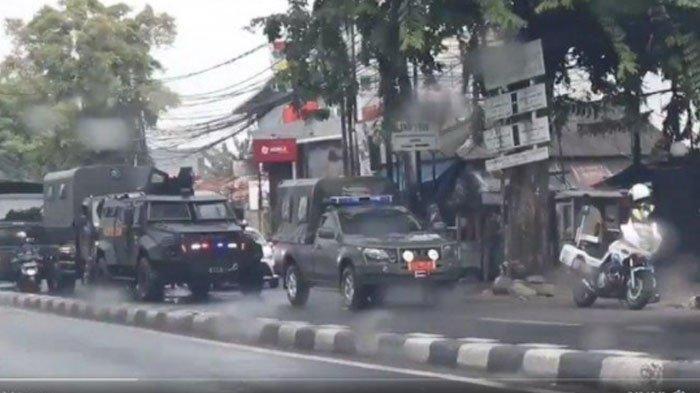 Kronologi Kendaraan Tempur TNI Berhenti Dekat Markas FPI, Telanjur Dikecam, Ini Klarifikasi Kapuspen