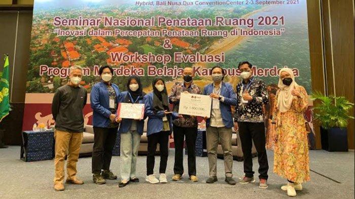 Angkat Potensi Lokal, Mahasiswa ITS Juarai Penghargaan ASPI