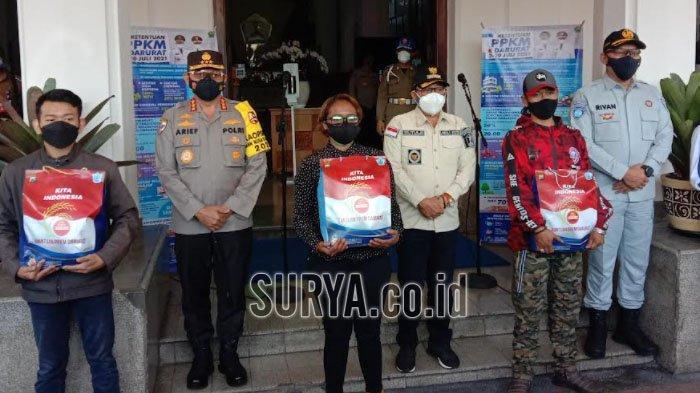 Kabaharkam Polri Apresiasi Sinergitas Penanganan Kasus Covid-19 di Kota Malang