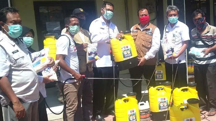 Pemkab Situbondo Terima Sembako dan Cairan Disinfektan dari Bakorwil V upaya Cegah Covid-19