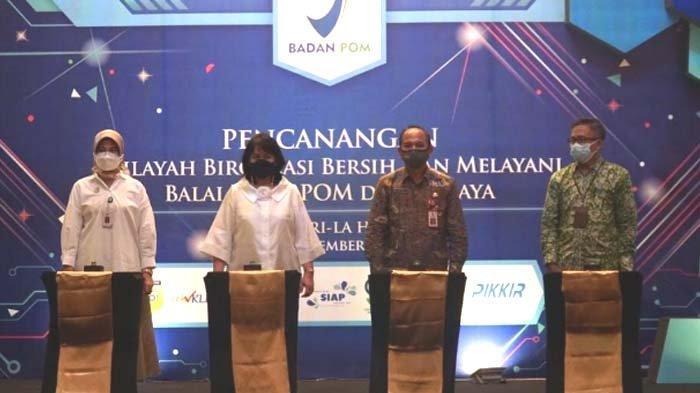 BPOM Surabaya Canangkan Birokrasi Bersih Melayani