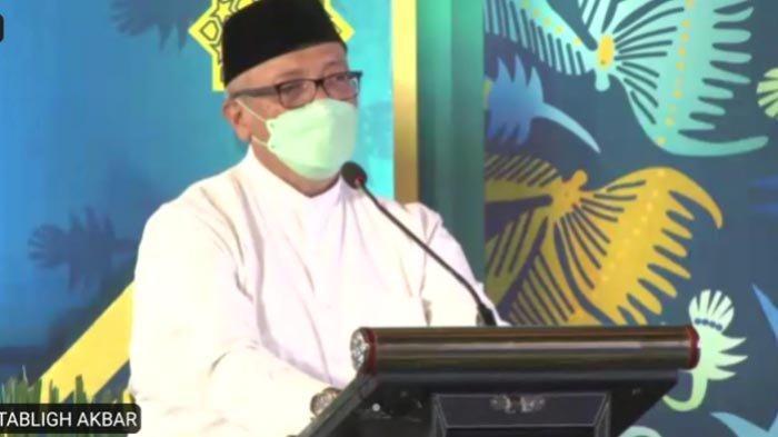 Tabliq Akbar  FESyar 2021 di Masjid Al Akbar Surabaya, Hadirkan 2 Gus untuk Kenalkan Ekonomi Syariah